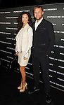 LOS ANGELES, CA - SEPTEMBER 04: Sofia Milos and Thomas Steinbruck arrive at the Porsche Design 40th Anniversary Event at a private residence on September 4, 2012 in Los Angeles, California.