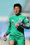 Ayumi Kaihori (JPN), <br /> MARCH 6, 2015 - Football / Soccer : <br /> Algarve Women's Football Cup 2015 Group C match <br /> between Japan 3-0 Portugal <br /> at Algarve Stadium in Faro, Portugal. <br /> (Photo by YUTAKA/AFLO SPORT)[1040]