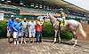 Uncle Carm winning at Delaware Park on 7/25/16