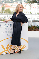 CANNES, FRANCE - MAY 11: Eva Melande attends the photocall for 'Grans' during the 71st annual Cannes Film Festival at Palais des Festivals on May 11, 2018 in Cannes, France. <br /> CAP/GOL<br /> &copy;GOL/Capital Pictures
