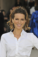 18th February, 2013. The Burberry Prorsum A/W 2013 show held at Kensington Gardens, during the London Fashion Week..Here, Kate Beckinsale...PAP0213KG416.PAP0213KG416. ©/NortePhoto.