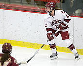 Josephine Pucci (Harvard - 2) - The Harvard University Crimson defeated the Boston College Eagles 5-0 in their Beanpot semi-final game on Tuesday, February 2, 2010 at the Bright Hockey Center in Cambridge, Massachusetts.
