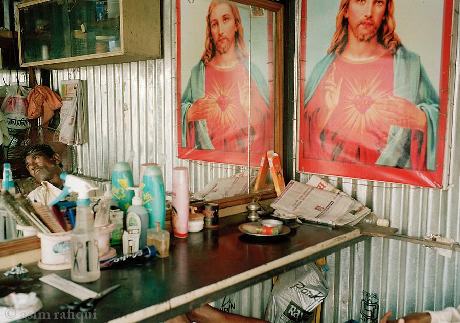 barber shop scene