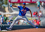 28 February 2019: New York Mets  top prospect pitcher David Peterson on the mound during a Spring Training game against the St. Louis Cardinals at Roger Dean Stadium in Jupiter, Florida. The Mets defeated the Cardinals 3-2 in Grapefruit League play. Mandatory Credit: Ed Wolfstein Photo *** RAW (NEF) Image File Available ***