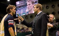 8-2-10, Rotterdam, Tennis, ABNAMROWTT, Interview Seppi