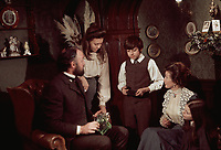 The Railway Children (1970) <br /> Jenny Agutter, Gary Warren, Iain Cuthbertson &amp; Dinah Sheridan<br /> *Filmstill - Editorial Use Only*<br /> CAP/KFS<br /> Image supplied by Capital Pictures