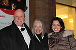 04-19-17 Ron Raines performs at Carnegie Hall - wife Dona and daughter Charlotte attend