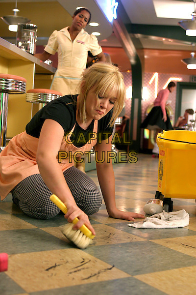Regina King &amp; Hilary Duff  <br /> in A Cinderella Story (2004) <br /> *Filmstill - Editorial Use Only*<br /> CAP/NFS<br /> Image supplied by Capital Pictures