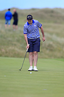 Alan Lowry (Esker Hills) during the 2nd round of the East of Ireland championship, Co Louth Golf Club, Baltray, Co Louth, Ireland. 03/06/2017<br /> Picture: Golffile | Fran Caffrey<br /> <br /> <br /> All photo usage must carry mandatory copyright credit (&copy; Golffile | Fran Caffrey)