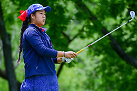 Anne Chen (AUS) watches her tee shot on 13 during round 1 of  the Volunteers of America Texas Shootout Presented by JTBC, at the Las Colinas Country Club in Irving, Texas, USA. 4/27/2017.<br /> Picture: Golffile | Ken Murray<br /> <br /> <br /> All photo usage must carry mandatory copyright credit (&copy; Golffile | Ken Murray)