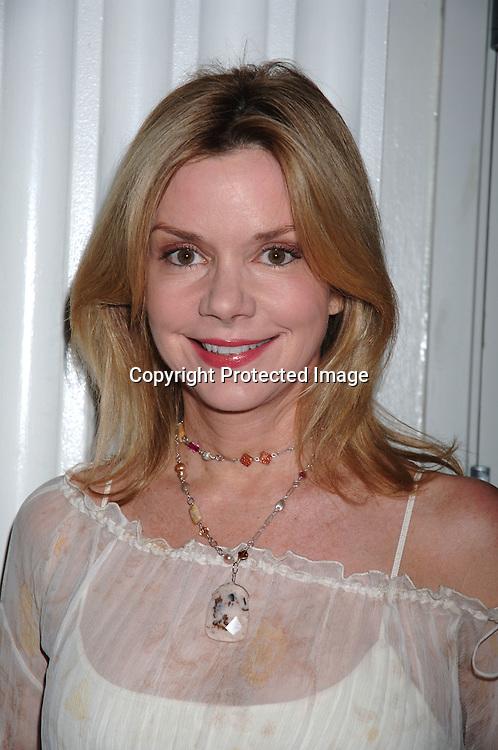 Bobbie Eakes ..at Marcia Tovsky's Pre Emmy Party on April 19, 2006..at Nikki Midtown...Robin Platzer, Twin Images