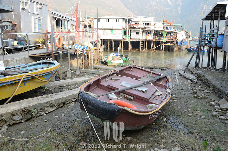Tai O is a fishing village built on stilts on Tai O Island on the western side of Lantau Island in Hong Kong. It is known for its estuary life and its vibrant market.