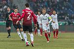 10.02.2018, HDI Arena, Hannover, GER, 1.FBL, Hannover 96 vs SC Freiburg<br /> <br /> im Bild<br /> Nils Petersen (SC Freiburg #18), <br /> <br /> Foto &copy; nordphoto / Ewert