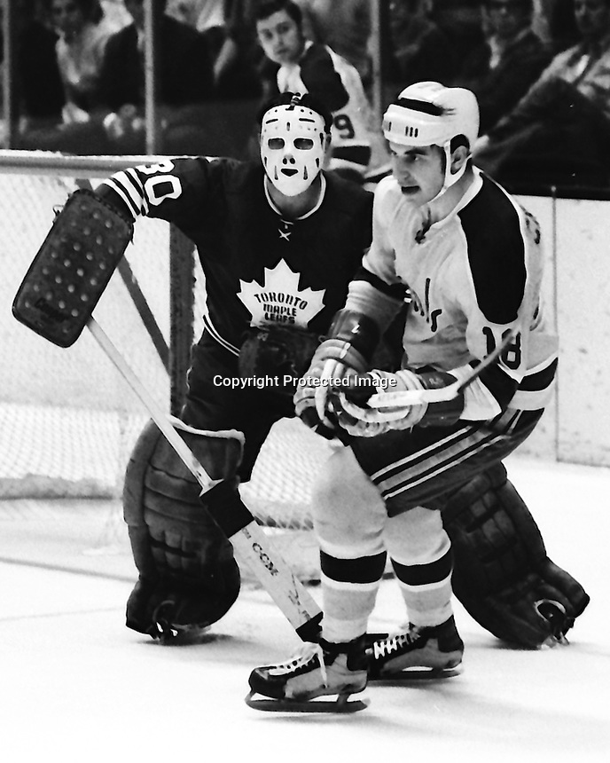 Seals vs Toronto Maple Leaf's<br />
