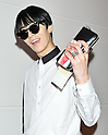 Korean Actor No Min Woo Arrives at Tokyo International Airport