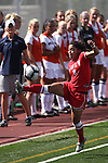 Katherine Orellana of the UNLV Rebels plays against the Nevada women's soccer game in Reno, Nev., on Sunday, Sept. 3, 2011. UNLV won 2-1..Photo by Cathleen Allison
