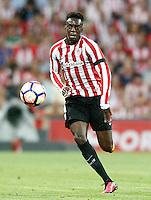 Atletic de Bilbao's Inaki Williams during La Liga match. August 28,2016. (ALTERPHOTOS/Acero) /NORTEPHOTO