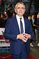 LONDON, UK. October 03, 2018: Rowan Atkinson at the premiere of &quot;Johnny English Strikes Again&quot; at the Curzon Mayfair, London.<br /> Picture: Steve Vas/Featureflash