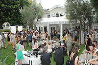 Atmosphere==<br /> LAXART 5th Annual Garden Party Presented by Tory Burch==<br /> Private Residence, Beverly Hills, CA==<br /> August 3, 2014==<br /> ©LAXART==<br /> Photo: DAVID CROTTY/Laxart.com==