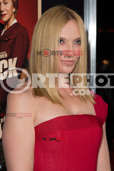 """November 20, 2012 - Beverly Hills, California - Toni Collette at the """"Hitchcock"""" Los Angeles Premiere held at the Academy of Motion Picture Arts and Sciences Samuel Goldwyn Theater. Photo Credit: Colin/Starlite/MediaPunch Inc"""