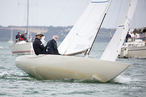 1st in IRC 2 - Don't Dilly Dally, Etchells, Michael McCann