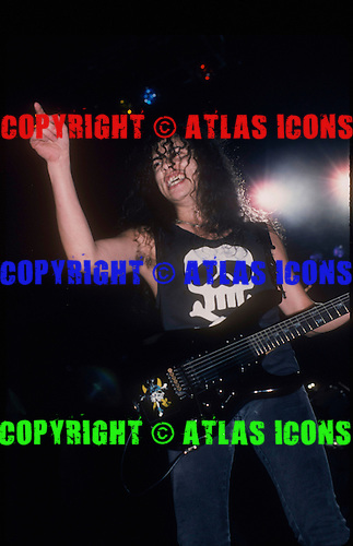 METALLICA, LIVE 1989, NEIL ZLOZOWER
