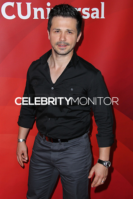 PASADENA, CA, USA - APRIL 08: Freddy Rodriguez at the NBCUniversal Summer Press Day 2014 held at The Langham Huntington Hotel and Spa on April 8, 2014 in Pasadena, California, United States. (Photo by Xavier Collin/Celebrity Monitor)