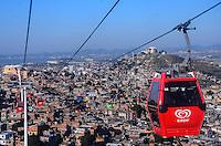 RIO DE JANEIRO, RJ, 18 DE JULHO DE 2013 -COMPLEXO DO ALEMÃO-RJ- Movimentação no Complexo do Alemão na tarde desta quinta-feira,18, zona norte do Rio de Janeiro.FOTO:MARCELO FONSECA/BRAZIL PHOTO PRESS