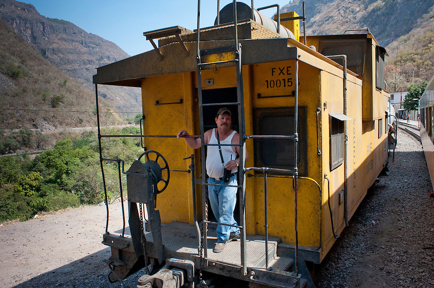 El Chepe, tourist train that travels through the copper canyon between Chihuahua and Sinaloa, Mexico. Aromas y Sabores with Chef Patricia Quintana