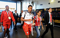 Philadelphia, PA - Tuesday June 14, 2016: Panama  prior to a Copa America Centenario Group D match between Chile (CHI) and Panama (PAN) at Lincoln Financial Field.