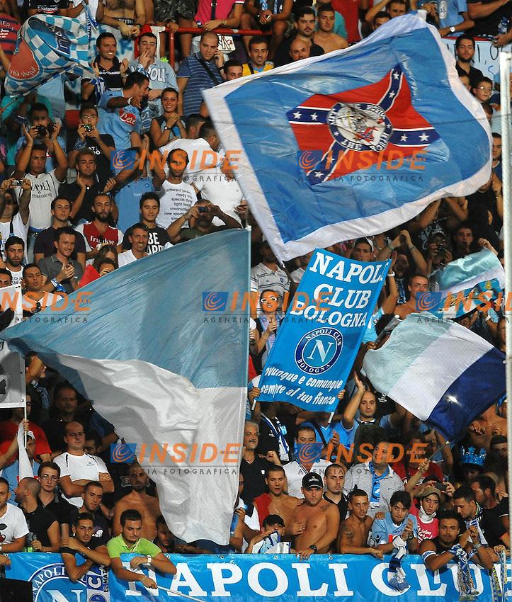 ".Cesena 10/9/2011 Stadio ""Dino Manuzzi"".Football Calcio 2011/2012 Serie A.Cesena Vs Napoli.Foto Insidefoto Andrea Staccioli"