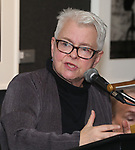 Paula Vogel attends the Vineyard Theatre's Annual Emerging Artists Luncheon at The National Arts Club on June 6, 2017 in New York City.
