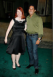 """UNIVERSAL CITY, CA. - August 14: Actress Kate Flannery and Actor Oscar Nunez attend a """"Green"""" Gala hosted by Governor Arnold Schwarzenegger at Universal Studios on August 14, 2008 in Universal City, California."""