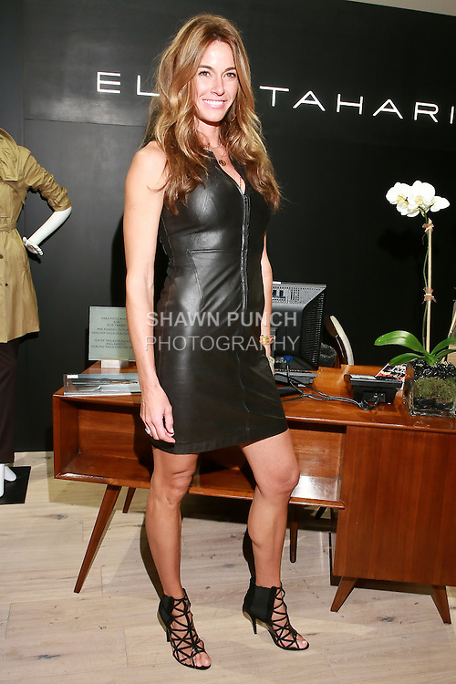 Kelly Bensimon attends the Elie Tahari Boutique opening at Saks Fifth Avenue, October 19, 2010.