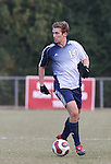 10 November 2007: Duke's Joe Germanese. The Duke University Blue Devils defeated the North Carolina State University Wolfpack 2-0 at Method Road Soccer Stadium in Raleigh, North Carolina in an Atlantic Coast Conference NCAA Division I Men's Soccer game.