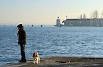 Riva degli Schiavoni, Venice, Italy.