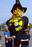 - manifestation against nuclear power station of Trino Vercellese ....- manifestazione contro la centrale nucleare di Trino Vercellese