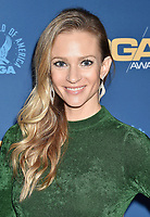 HOLLYWOOD, CA - FEBRUARY 02: A. J. Cook  attends the 71st Annual Directors Guild Of America Awards at The Ray Dolby Ballroom at Hollywood & Highland Center on February 02, 2019 in Hollywood, California.<br /> CAP/ROT/TM<br /> ©TM/ROT/Capital Pictures
