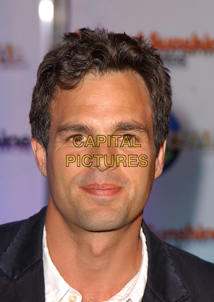"""MARK RUFFALO.The Universal Studios Home Video, Focus Features DVD Launch Party of """"Eternal Sunshine of the Spotless Mind"""" held at the medical offices of Lacuna Inc. in Los Angeles, California .September 23,2004.headshot, portrait.www.capitalpictures.com.sales@capitalpictures.com. Copyright 2004 by Debbie VanStory"""
