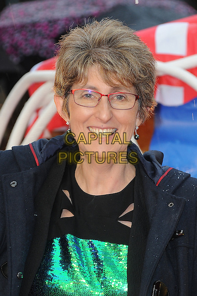 LONDON, ENGLAND - NOVEMBER 23: Karen Jankel attends the World Premiere of Paddington at Odeon Leicester Square on November 23, 2014 in London, England.<br /> CAP/BEL<br /> &copy;Tom Belcher/Capital Pictures
