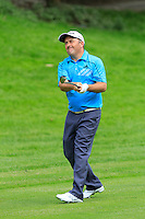 Damien McGrane (IRL) on the 10th during Round 2 of the Irish Open at Fota Island on Friday 20th June 2014.<br /> Picture:  Thos Caffrey / www.golffile.ie