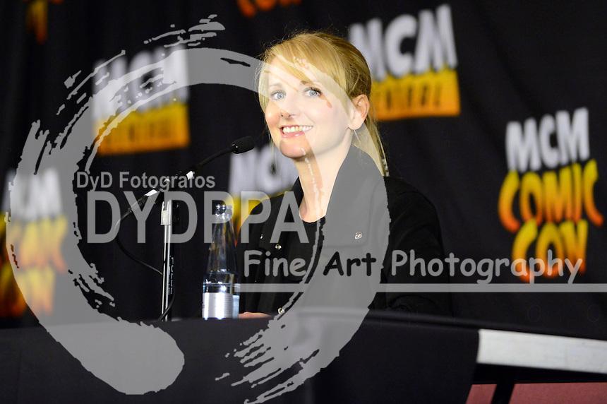 Melissa Rauch auf der MCM Hannover Comic Con in der Messehalle 2. Hannover, 04.06.2016