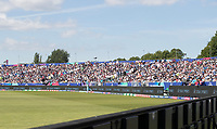 A general view of the Riverside Ground during England vs New Zealand, ICC World Cup Cricket at The Riverside Ground on 3rd July 2019