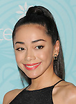 Aimee Garcia arriving at the '11th Annual Inspiration Awards' held at The Beverly Hilton Hotel Beverly Hills CA. May 30, 2014.