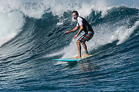 Namotu Island Resort, Nadi, Fiji (Thursday, May 17th 2018): The swell had improved again over night to around 6' plus. Cloudbreak, Wilkes and Namotu Lefts were all firing with very light winds and a dropping tide. <br /> Swimming Pools had waves early in the afternoon.  Photo: joliphotos.com