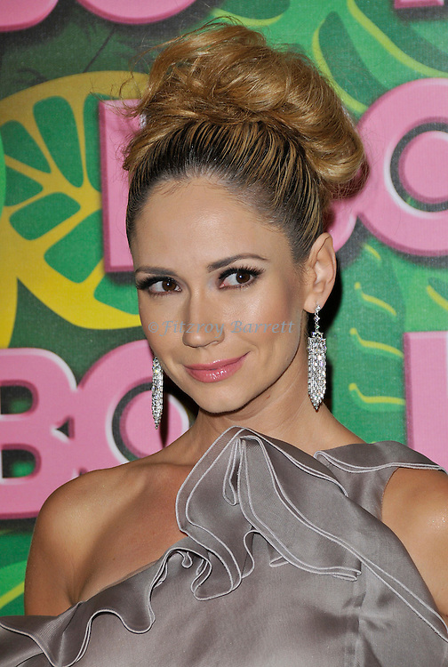 Ashley Jones at the HBO's 62nd Emmy after party held at the Pacific Design Center West Hollywood, Ca. August 29, 2010