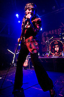 THE QUIREBOYS LIVE AT GLASGOW GARAGE<br /> The Quireboys are an English hard rock band formed in 1984<br /> Spike - vocals <br /> Guy Griffin - guitar<br /> Paul Guerin - guitar<br /> Keith Weir - keyboards