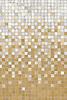 Name: Mist 1.5cm Grid<br /> Style: Metamorphosis<br /> Product Number: CB0620<br /> Description: Mist 1.5cm Grid in Renaissance Bronze, Crema Marfil, Calacatta Tia (p)