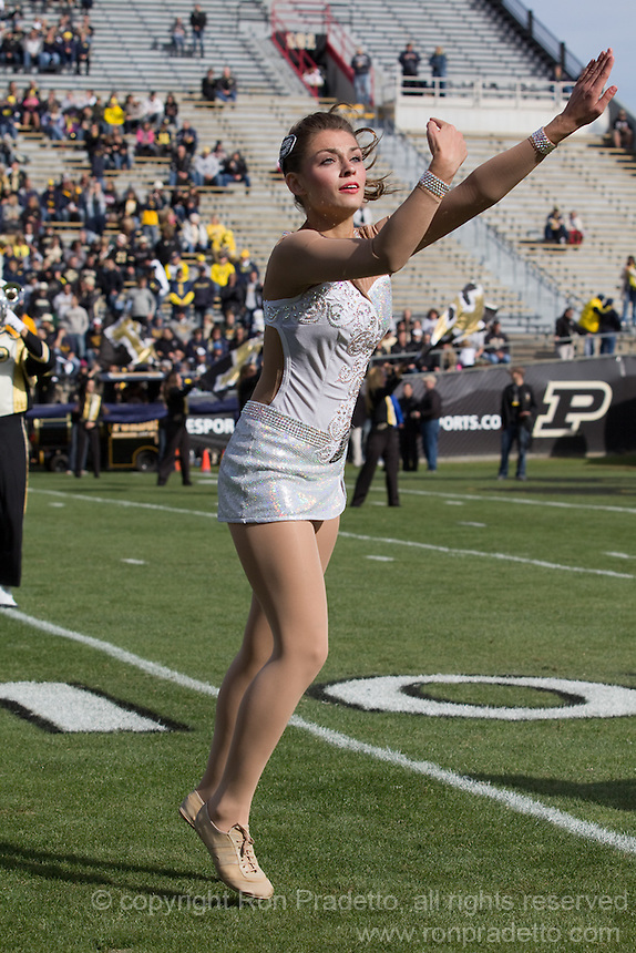 Purdue Silver Twins. The Michigan Wolverines defeated the Purdue Boilermakers 44-13 on October 6, 2012 at Ross-Ade Stadium in West Lafayette, Indiana.