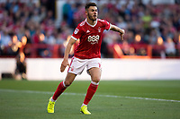 Ben Brereton of Nottingham Forest during the Sky Bet Championship match between Nottingham Forest and Millwall at the City Ground, Nottingham, England on 4 August 2017. Photo by James Williamson / PRiME Media Images.